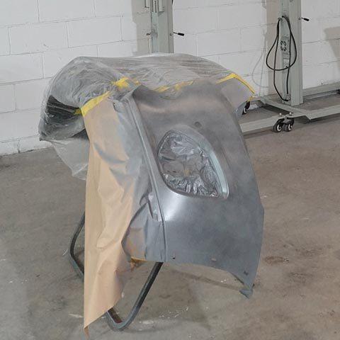 Bumper Repair smash repair