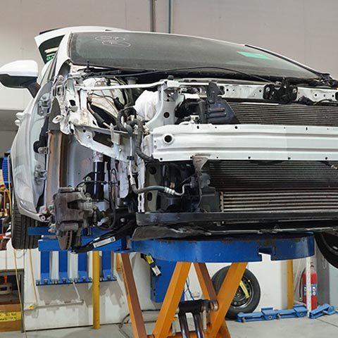 chasis repairs moorebank